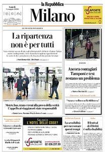 la Repubblica Milano - 4 Maggio 2020
