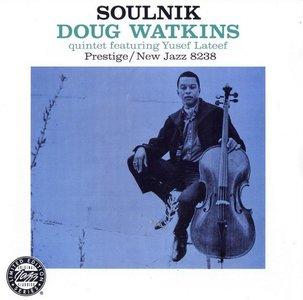 Doug Watkins Quintet - Soulnik (1960) {Prestige--New Jazz OJCCD-1848-2 rel 1994}