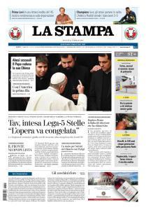La Stampa Torino Provincia e Canavese - 21 Febbraio 2019