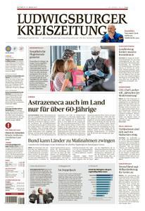 Ludwigsburger Kreiszeitung LKZ - 31 März 2021