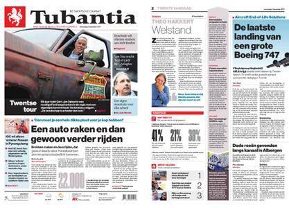 Tubantia - Enschede – 06 december 2017