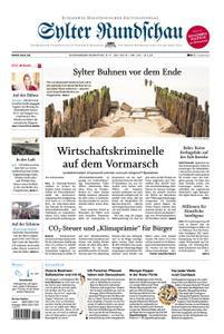 Sylter Rundschau - 06. Juli 2019