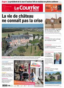 Le Courrier de l'Ouest Cholet – 22 septembre 2020
