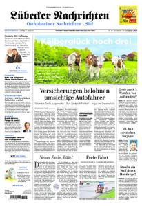 Lübecker Nachrichten Ostholstein Süd - 17. Mai 2019