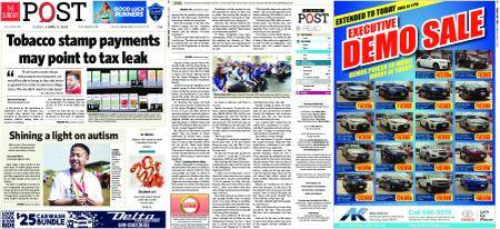 The Guam Daily Post – April 08, 2018