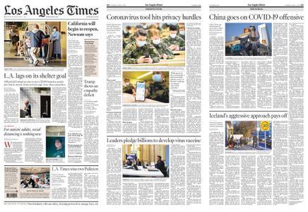 Los Angeles Times – May 05, 2020