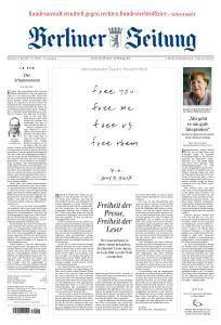 Berliner Zeitung - 3 Mai 2017