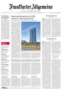 Frankfurter Allgemeine Zeitung - 6 Mai 2020