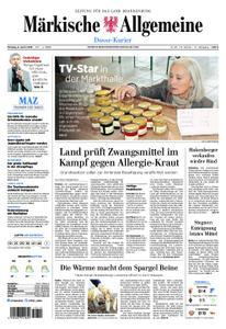 Märkische Allgemeine Dosse Kurier - 08. April 2019