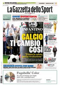 La Gazzetta dello Sport Roma – 23 marzo 2020