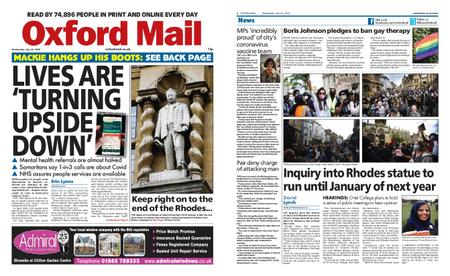 Oxford Mail – July 22, 2020