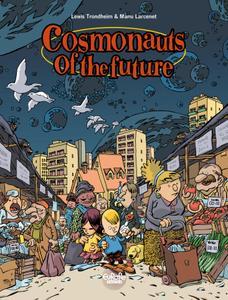 Cosmonauts of the Future 2016 Europe Comics digital Lynx