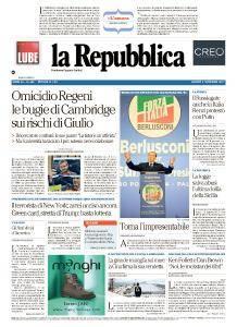 la Repubblica - 2 Novembre 2017