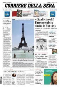 Corriere della Sera - 29 Luglio 2018