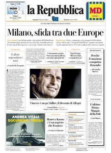 la Repubblica – 18 maggio 2019
