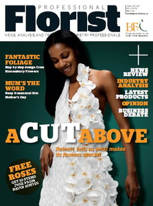 Professional Florist Magazine February 2011