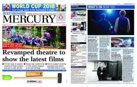 Hertfordshire Mercury – June 14, 2018