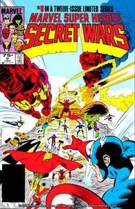 Captain America v1 292j Marvel Super Heroes Secret Wars 09