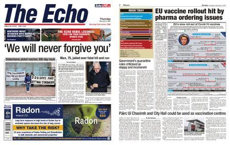 Evening Echo – February 04, 2021