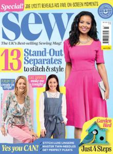 Sew - Issue 123 - May 2019