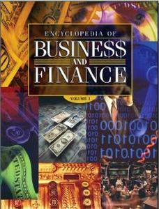 Encyclopedia Of Business And Finance Vol 1 & 2