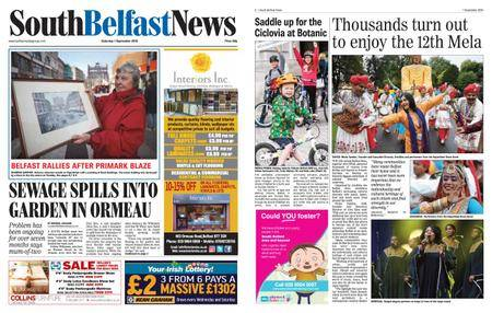 South Belfast News – August 30, 2018