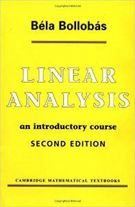 Linear Analysis, 2nd ed: An Introductory Course