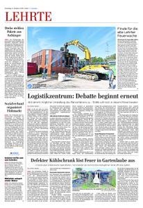 Anzeiger Lehrte - 08. Oktober 2019