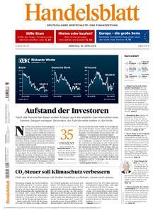 Handelsblatt - 30. April 2019