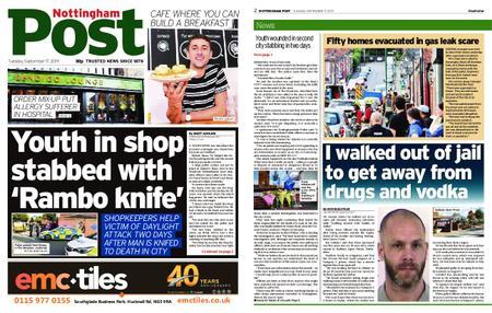 Nottingham Post – September 17, 2019