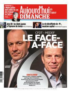 Aujourd'hui en France du Dimanche 3 Février 2019