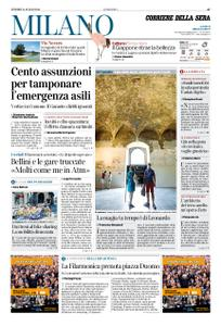 Corriere della Sera Milano – 24 luglio 2020