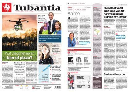 Tubantia - Enschede – 18 januari 2018