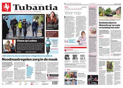 Tubantia - Enschede – 03 maart 2020