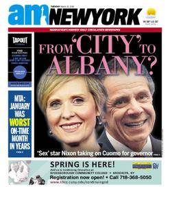 AM New York - March 20, 2018