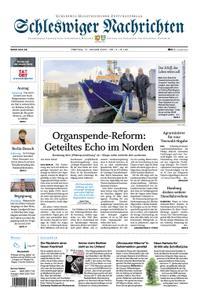 Schleswiger Nachrichten - 17. Januar 2020