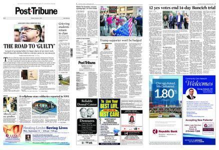 Post-Tribune – August 27, 2017