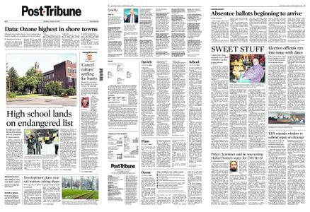 Post-Tribune – August 24, 2020