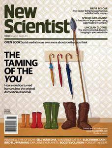New Scientist - February 22, 2018