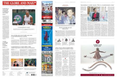 The Globe and Mail – July 10, 2019