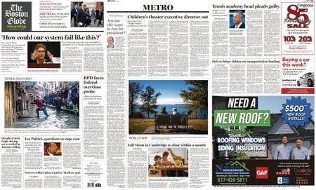 The Boston Globe – November 16, 2019
