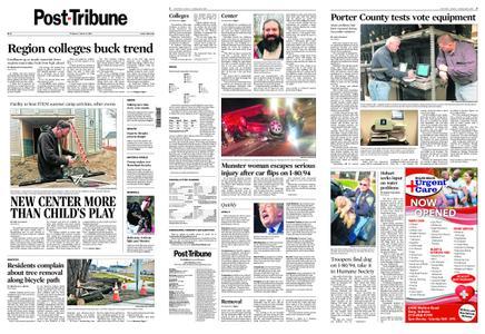 Post-Tribune – April 09, 2019