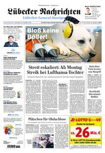Lübecker Nachrichten – 28. Dezember 2019