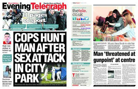 Evening Telegraph First Edition – February 05, 2018