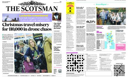 The Scotsman – December 21, 2018