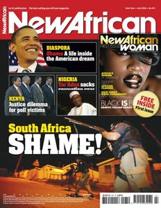 New African - July 2008