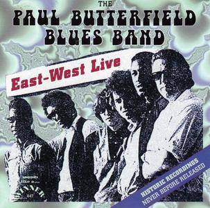 The Paul Butterfield Blues Band - East-West Live (1996)