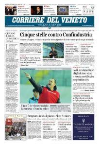 Corriere del Veneto Venezia e Mestre – 04 settembre 2018