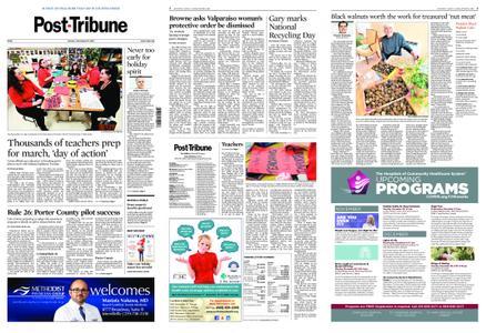Post-Tribune – November 17, 2019