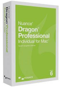 Nuance Dragon Professional Individual for Mac 6.0.2